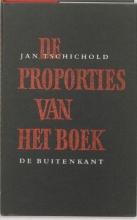 J. Tschichold , De proporties van het boek