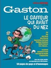 André,Franquin Mega Spirou Hors Serie Hc01. Gaston le Gaffeur Qui Avait Du Nez