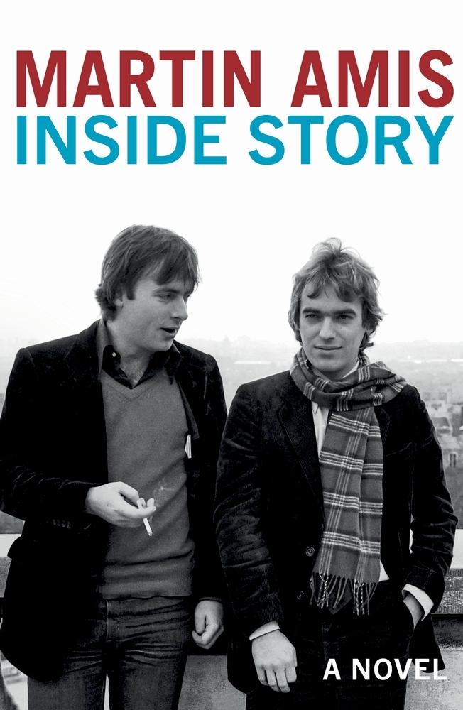 Martin Amis,Inside Story