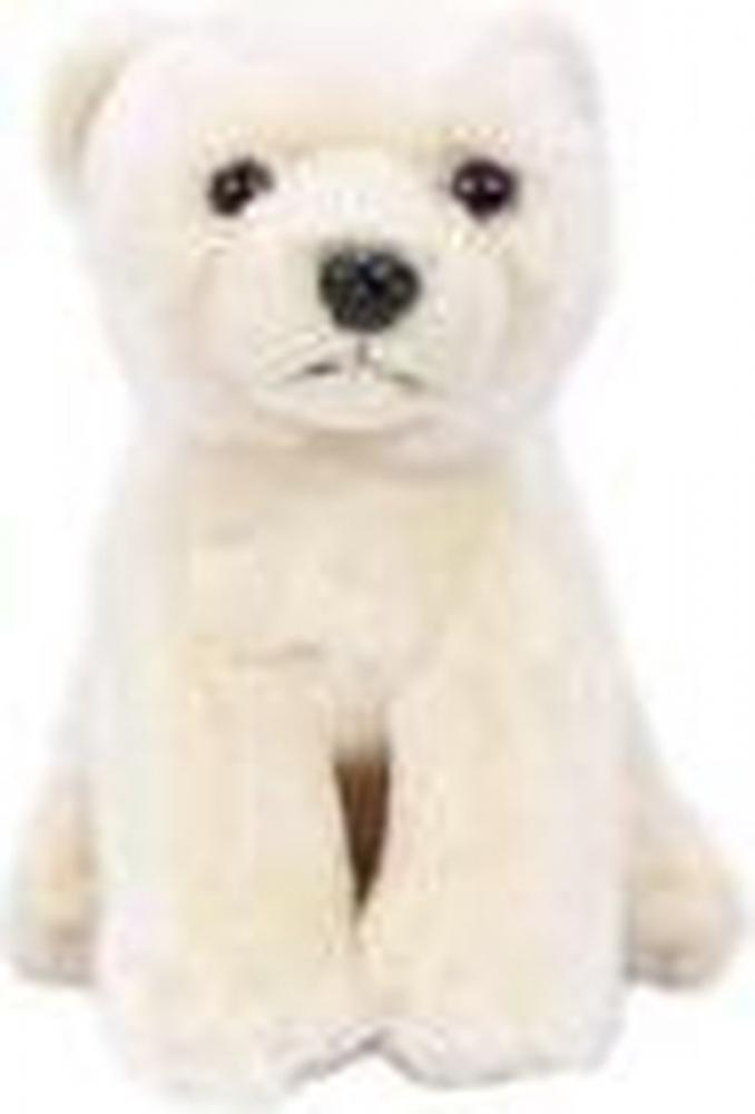 ,Knuffel pluche ijsbeer 20 cm emma