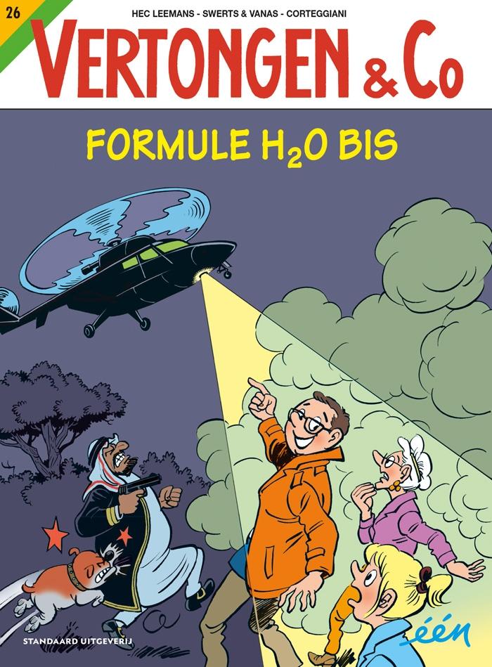 Hec Leemans,,Formule H2O bis