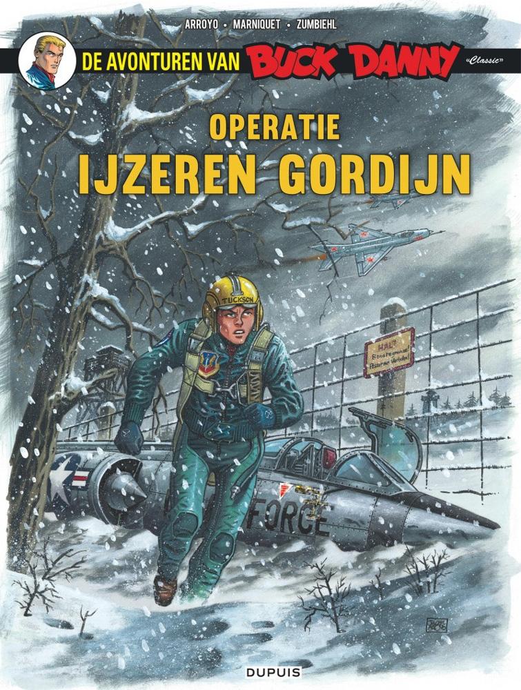 Frederic Zumbiehl,Operatie Ijzeren Gordijn