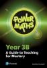Staneff, Tony, Power Maths Year 3 Teacher Guide 3B