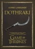 Peterson, David J., Living Language Dothraki