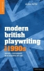 Aleks Sierz, Modern British Playwriting: The 1990s