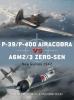 John Claringbould, Michael, P-39/P-400 Airacobra vs A6M2/3 Zero-sen