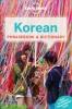 <b>Lonely Planet Phrasebook</b>,Korean part 6th Ed