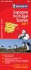 ,<b>Wegenkaart Michelin  734 Spanje En Portugal 1:1.000.000</b>