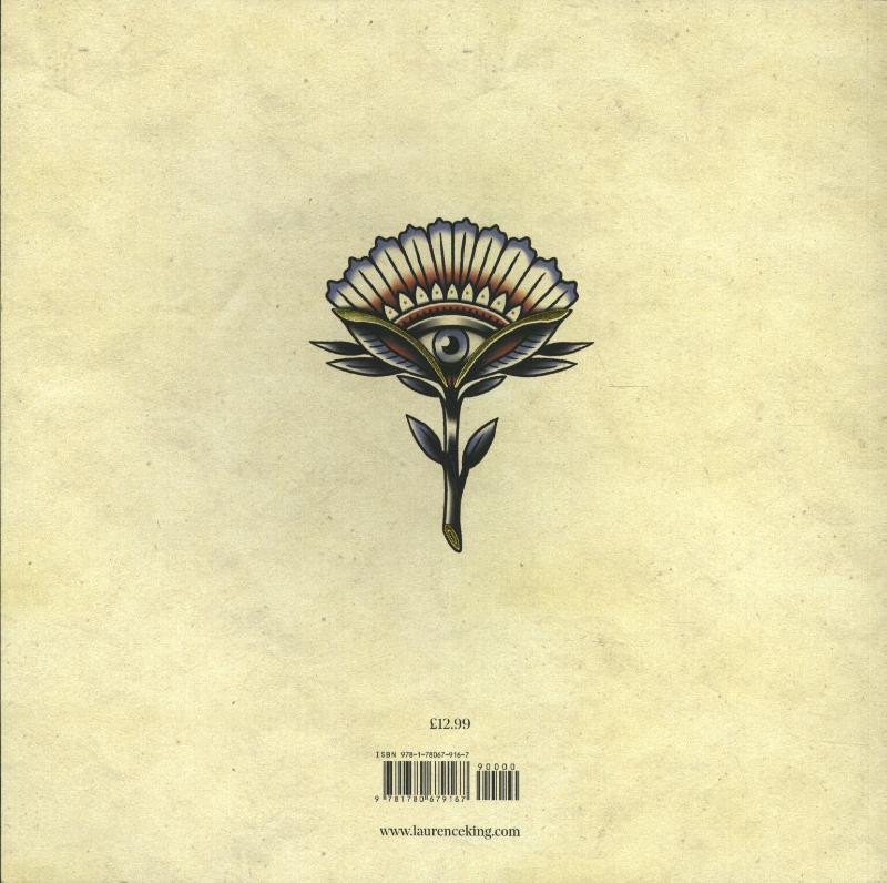 Munden, Mega,Tattoo Flash Colouring Book