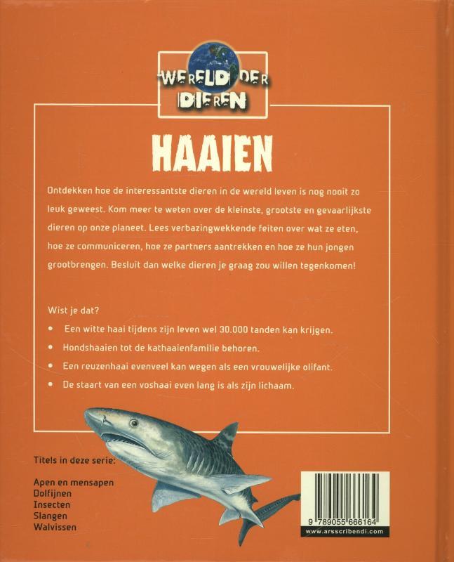 Tim Harris,Haaien