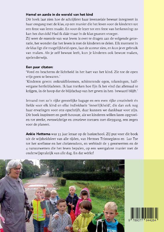 Ankie Hettema-Pieterse,Hemel en aarde in de wereld van het kind