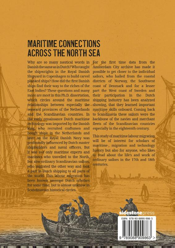 Asger Christensen,Maritime connections across the North Sea