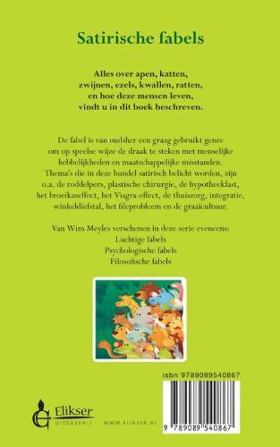 W. Meyles,Satirische fabels