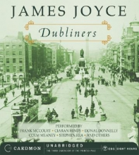 Joyce, James Dubliners CD