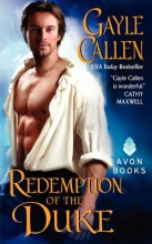 Callen, Gayle Redemption of the Duke