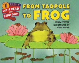 Pfeffer, Wendy From Tadpole to Frog