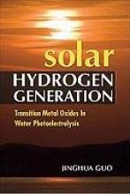 Guo, Jinghua Solar Hydrogen Generation
