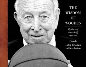 Wooden, John The Wisdom of Wooden