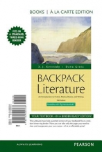 Kennedy, X. J. Backpack Literature