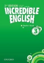 Incredible English 3: Teacher`s Book