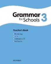 Oxford Grammar for Schools 3: Teacher`s Book and Audio CD Pack