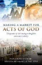Jarzabkowski, Paula Making a Market for Acts of God