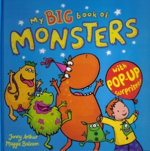 Arthur, Jenny My Big Book of Monsters