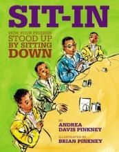 Pinkney, Andrea Davis Sit-in