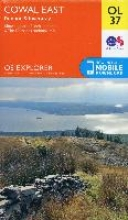 Ordnance Survey Cowal East, Dunoon & Inverary