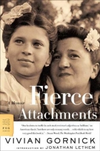 Gornick, Vivian Fierce Attachments