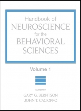 Berntson, Gary G. Handbook of Neuroscience for the Behavioral Sciences, Volume 1