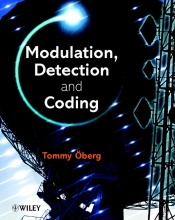 Öberg, Tommy Modulation, Detection and Coding