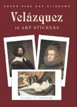Velazquez, Diego Velazquez: 16 Art Stickers