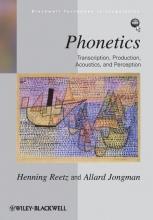 Henning Reetz,   Allard Jongman Phonetics