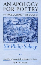 Sidney, Sir Philip An Apology for Poetry (or the Defence of Poesy)