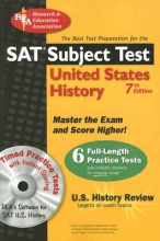 Land, Gary,   Lettieri, Ronald, Ph.D.,   DenBeste, Michelle, Ph.D. The Best Test Preparation For The SAT Subject Test United States History