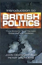 John Dearlove,   Peter Saunders Introduction to British Politics