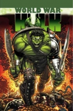 Pak, Greg Hulk, World War Hulk