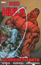 Parker, Jeff Red Hulk