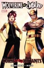 Immonen, Kathyrn Wolverine and Jubilee