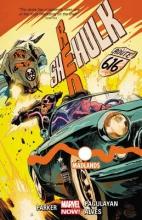 Parker, Jeff Red She-hulk 2