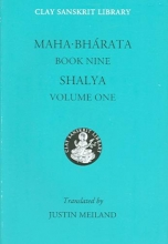 Maha-bharata Book Nine Volume 1