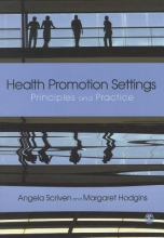Scriven, Angela Health Promotion Settings