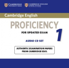Cambridge ESOL Cambridge English Proficiency 1 for Updated Exam Audio CDs (2)