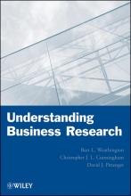 Bart L. Weathington,   Christopher J. L. Cunningham,   David J. Pittenger Understanding Business Research