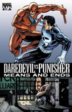 Lapham, David Daredevil vs. Punisher