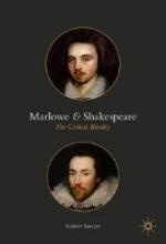 Sawyer, Robert Marlowe and Shakespeare