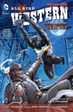 Gray, Justin,   Palmiotti, Jimmy All Star Western: the New 52! 4