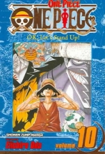 Oda, Eiichiro One Piece, Volume 10