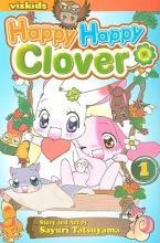 Tatsuyama, Sayuri Happy Happy Clover 1